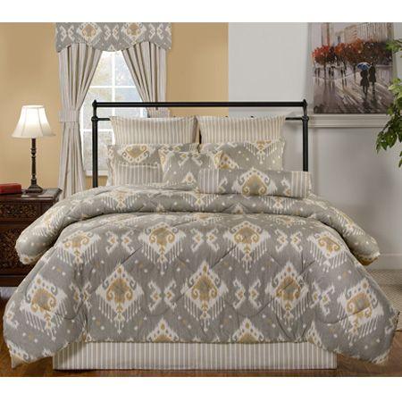 Delectably Yours Decor Taos #Southwestern #Bedding #Comforter Set #Duvet #Daybed #Bedspread #DelectablyYours #Decor