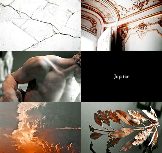Greek Gods and their Roman counterparts | Zeus & Jupiter 2/2