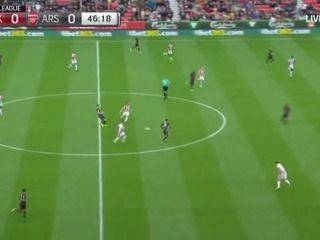 Stoke City - Arsenal Geniş Özeti 19.08.2017