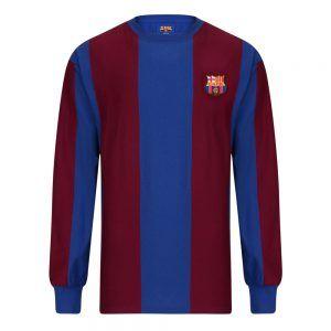 Retro Barcelona Shirts 1974 home shirt