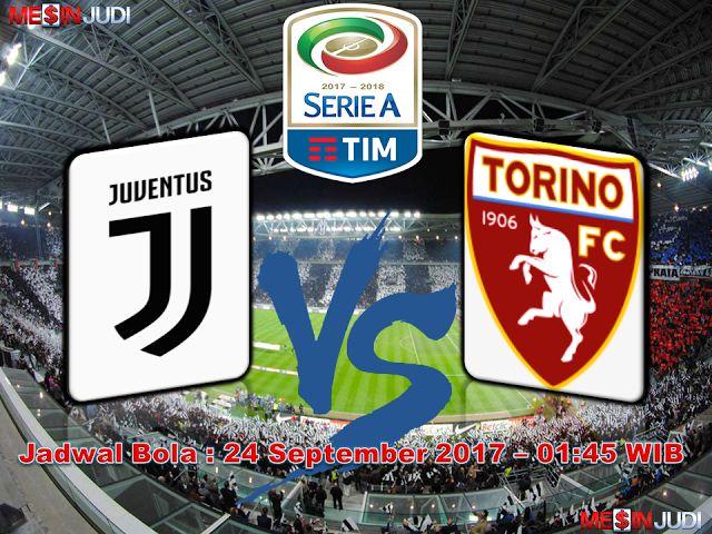 Prediksi Skor Juventus Vs Torino 24 September 2017