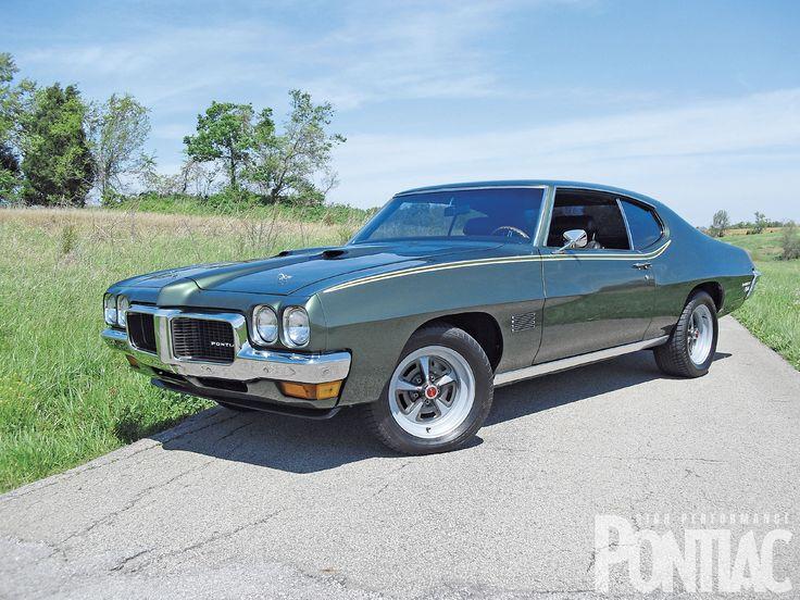 1970 Pontiac Lemans Sport Side Shot Photo 1