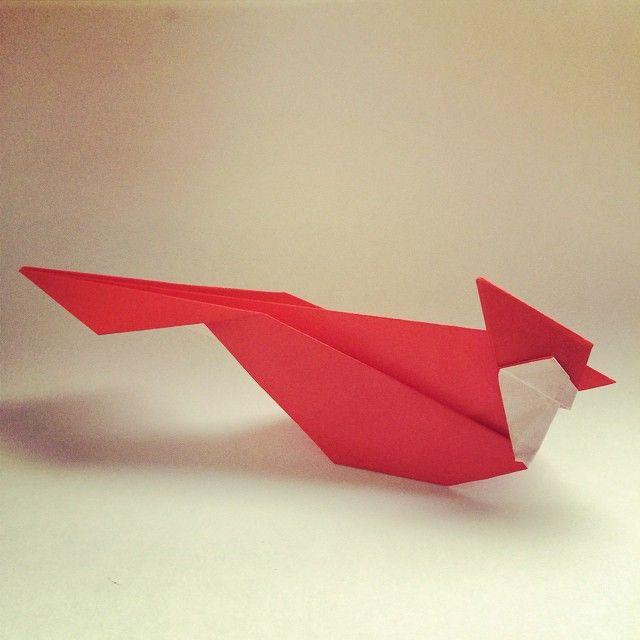 Konsten att vika papper - Fåglar som stannar
