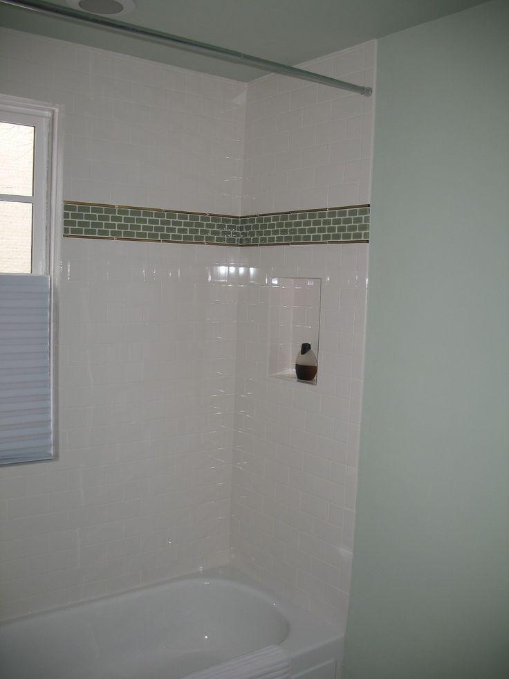 17 Best Images About Bathroom On Pinterest Subway Tile