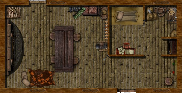 Pin By Glenn Wallace On Rpg Maps Dungeon Maps Map Cabin