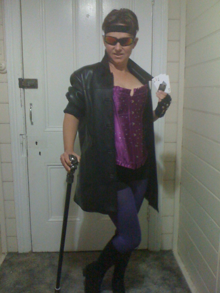 Lady Gambit (photo by T.J)