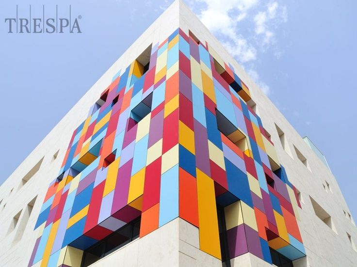 Plaque de revêtement en plastique stratifié opaque TRESPA® METEON® | Exterior by TRESPA INTERNATIONAL