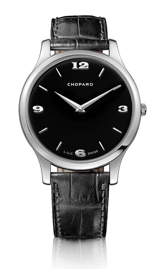 Top 10 Elegant Dress Watches for Men  Chopard-in house movement-$11,500