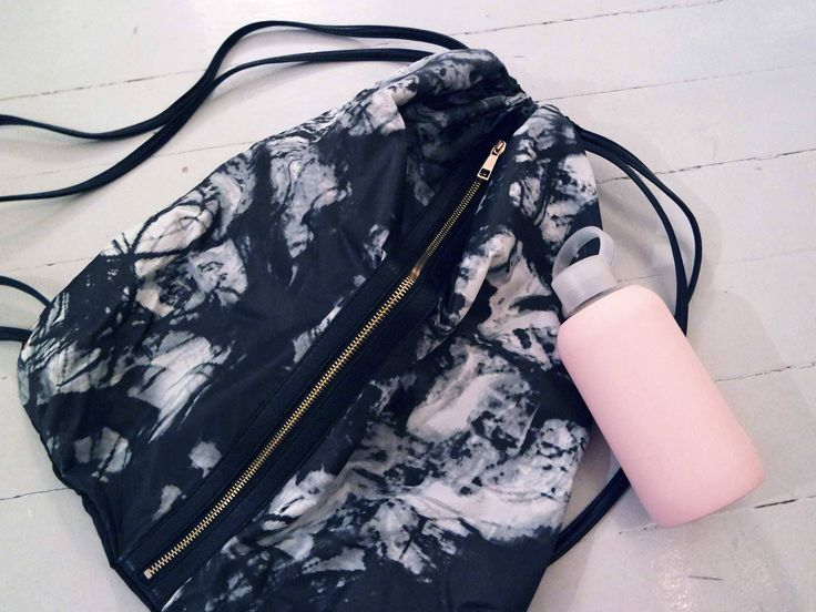 Ready for ballet, bottle from Bkr⎟STYLE NOTES