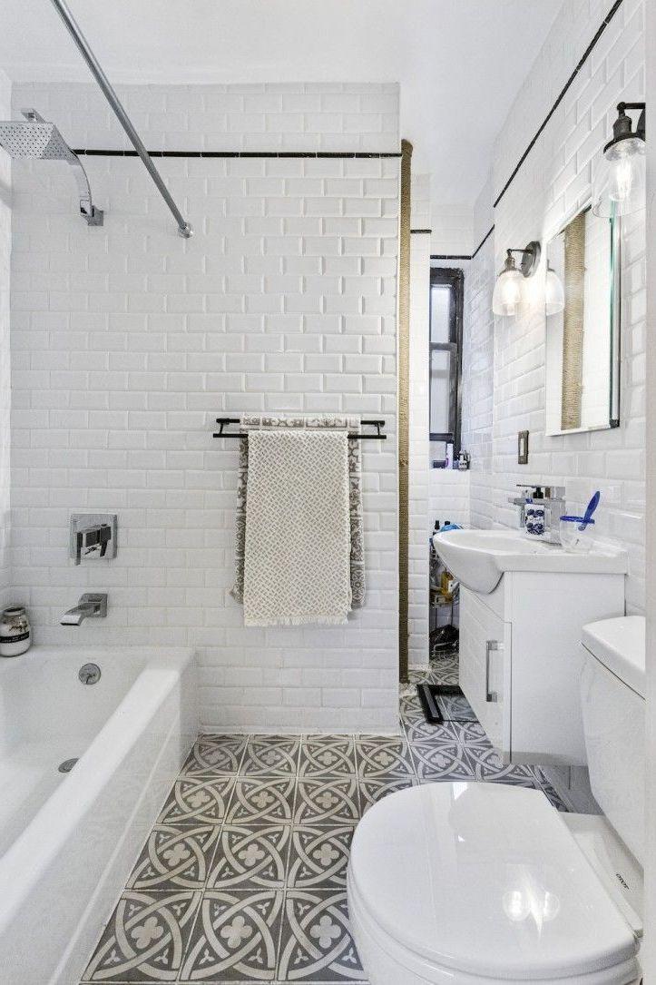Kleine, Schmale Badezimmer Designs: Schönheit in einem Winzigen Raum ...