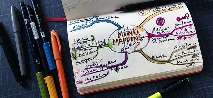 Cartographiez vos idées avec la pensée visuelle (Mind Mapping)