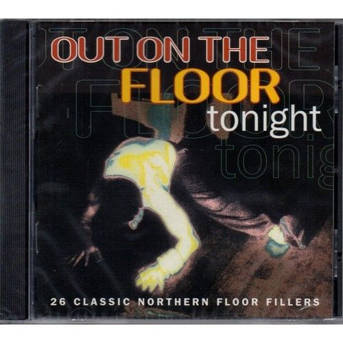 Out On The Floor Again CD - CDs