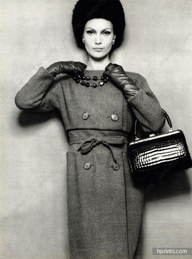 Madeleine de Rauch 1962 Photo Pottier