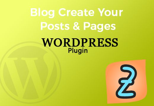 ordPress Blog Create Your Posts & Pages Plugin -  FREE Download :- http://dealmirror.com/product/wordpress-blog-create-posts-pages-plugin/ Benefits of #WordPress #Blog Create Your Posts & Pages Plugin: Ease of use. #Quick installation. #Security. Strong #Community support. WordPress #Updates. #Speed and more…