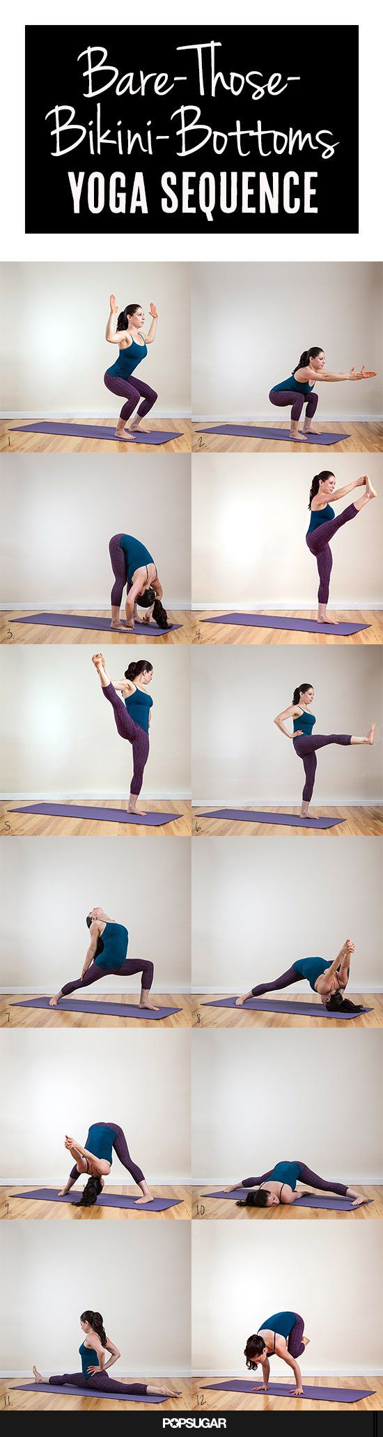 Pin for Later: Yoga to Rock Your Bikini Bottoms