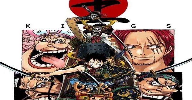 مانجا ون بيس One Piece الفصل 990 مترجم اون لاين Art Fictional Characters Character