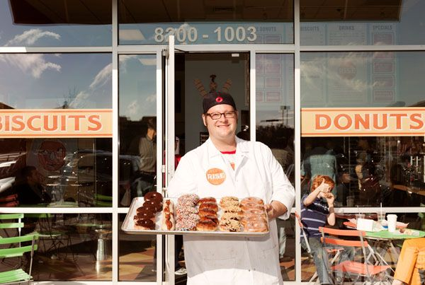 Plausibly the best biscuits in the Triangle, plus exuberant, playful doughnuts