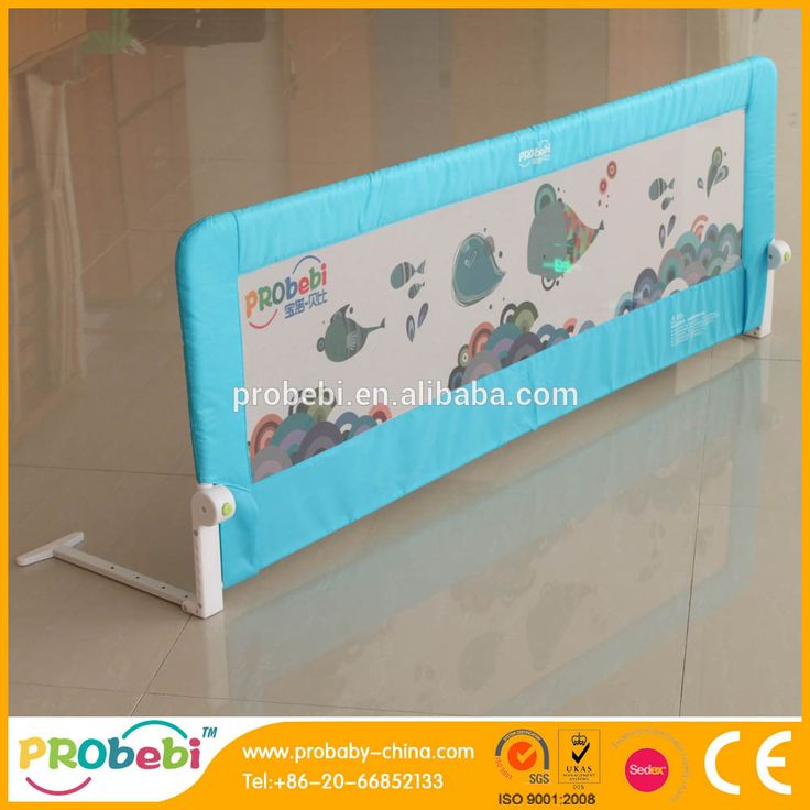 Probebi Sure And Secure Folding Baby Bed RailBaby Side Protection