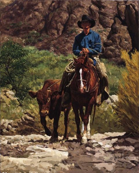 Bill Owen ~ The Cowboy Artist http://www.pinterest.com/elaraman/art-of-the-american-west/