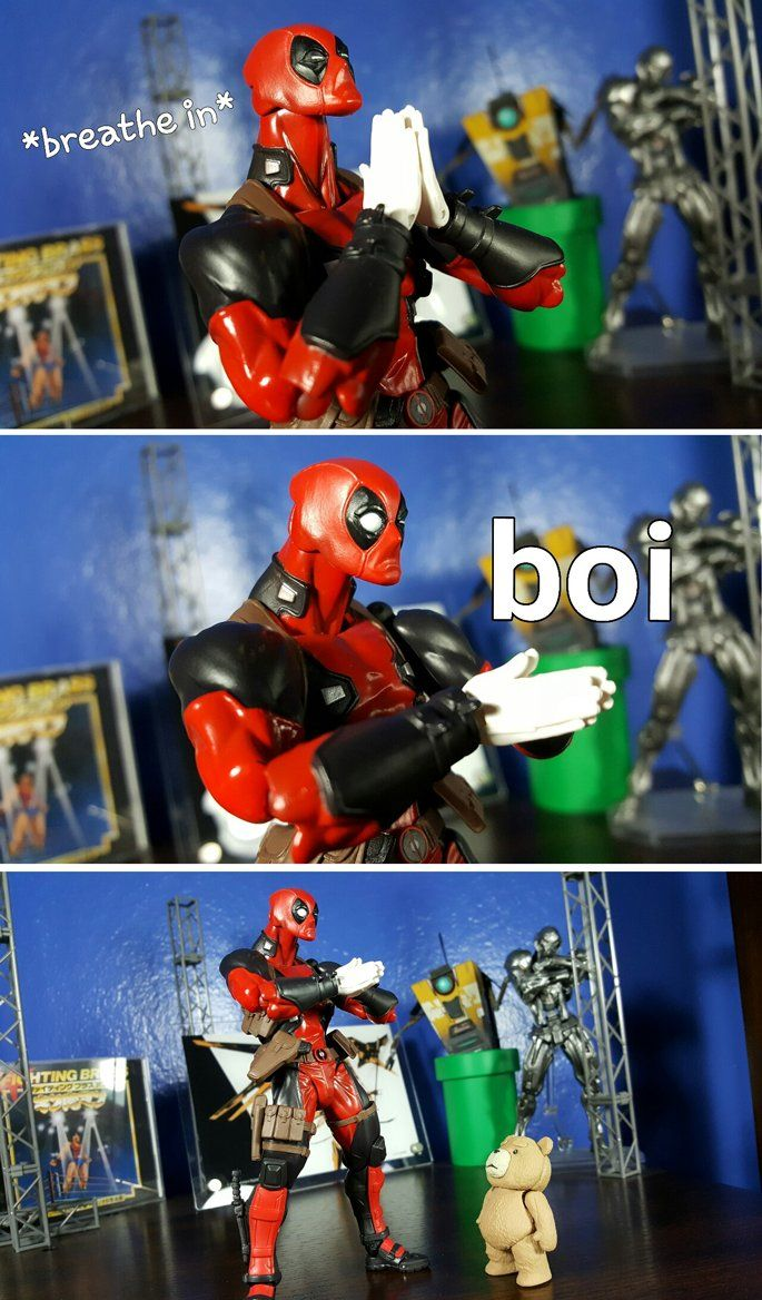 Best Awesome Deadpool Images On Pinterest Deadpool Funny - Deadpool and wolverine are trolling each other on twitter and its the best battle ever