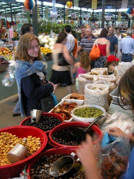 Mercado Figueira da Foz  Portugal