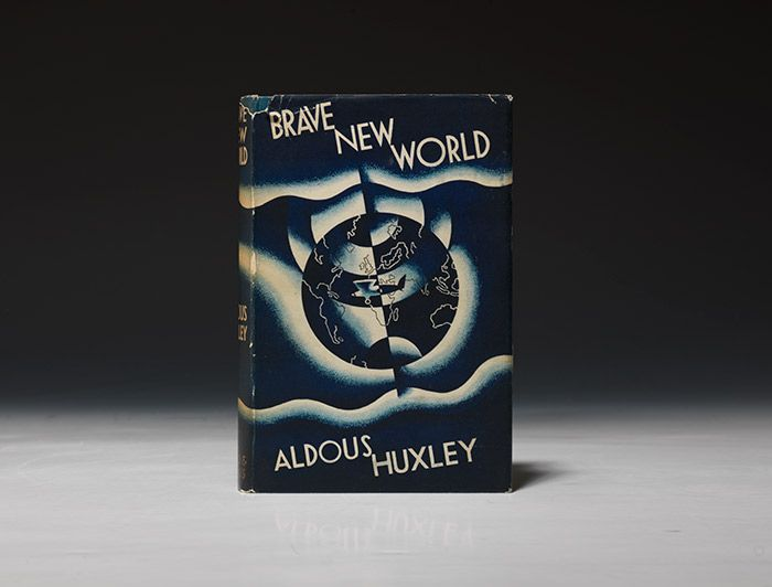 Aldous Huxley - Brave New World | Bauman Rare Books