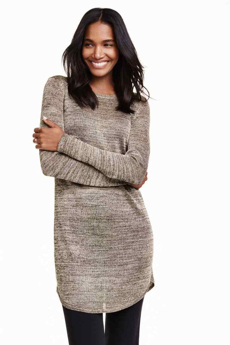 Camisola brilhante | H&M