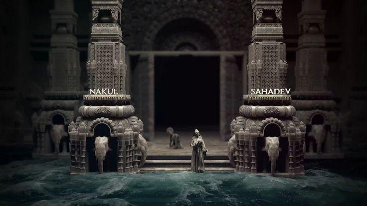 Mahabharat - Title Sequence on Vimeo