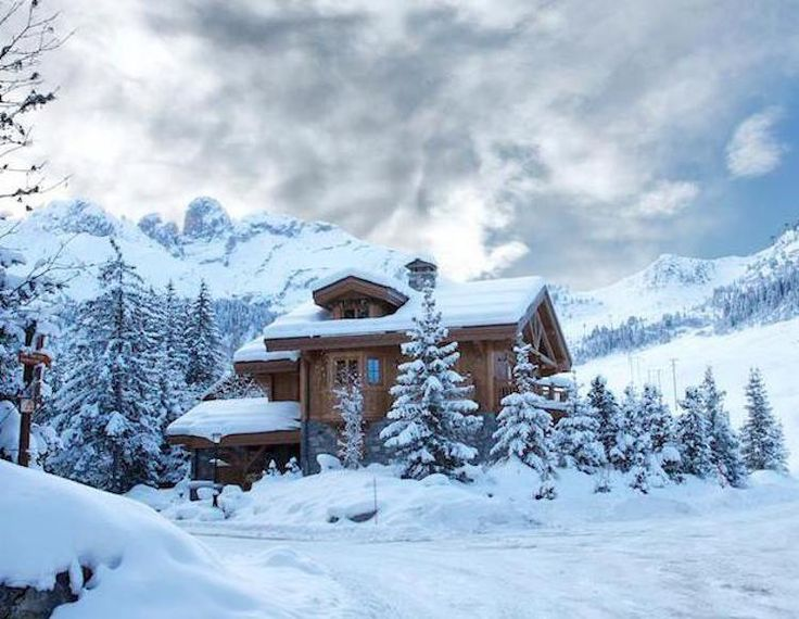 Planning a winter ski trip: What do, see, wear, and more in Courchevel, Sun Valley, and Whistler. (Aka, the perfect trip for adventurers and spa lovers alike).