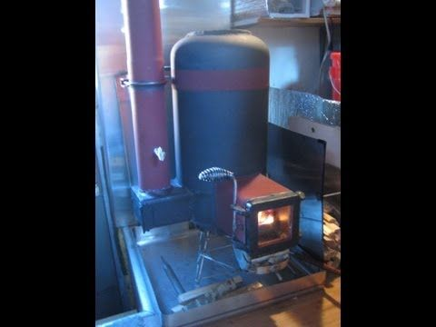 Rocket stove heater modiifications 0001 youtube rocket for Rocket stove mass water heater