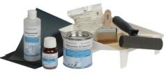 Bath Enamelling Kits  [Jaeger II White Professional Bath & Tile Resurfacing Kit (2.8m²)]  Jaeger II White Professional Bath & Tile Resurfacing Kit (2.8m²)