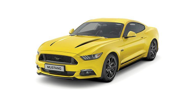 El Ford Mustang recibe dos nuevas ediciones especiales # Ayer fue un día grande para Ford. La marca americana del óvalo azul nos presentaba su Ford Fiesta 2017, uno de sus modelos más importantes especialmente en el mercado europeo. Pero la renovación de su ... »