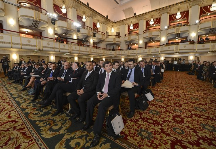 Haldun Yavaş - Caspian Forum New York