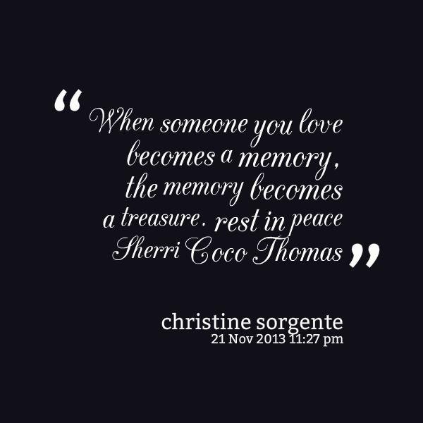 rest in peace quotes | Rest In Peace Quotes. QuotesGram