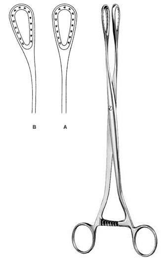 Sanger Placenta and Ovum Forceps