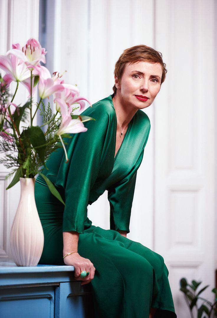 La diseñadora Helena Rohner