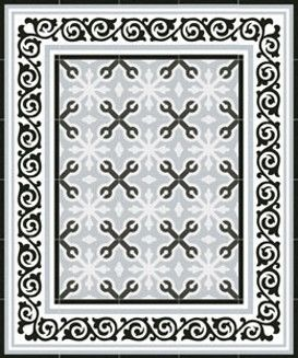 17 Best Images About Carrelage Aspect Carreau Ciment On Pinterest Illusions Roses And