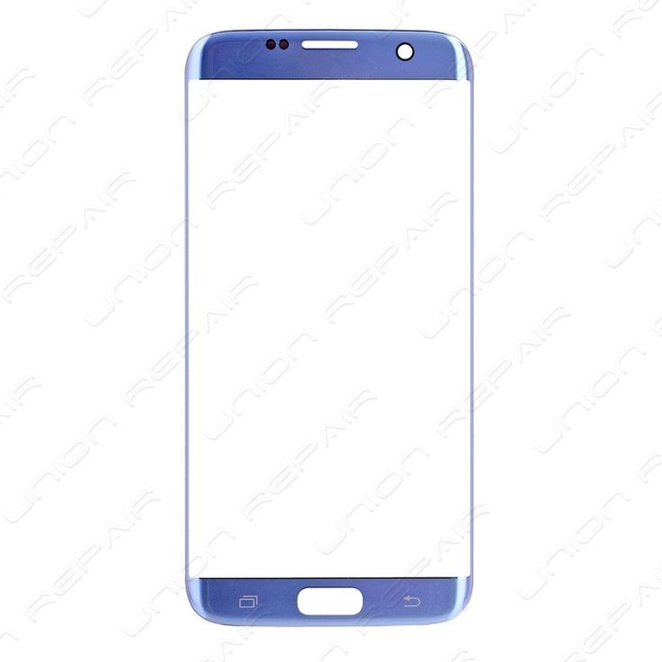 Replacement for Samsung Galaxy S7 Edge SM-G935 Front Glass Lens - Blue Coral      Compatible With: Samsung SM-G935V (Verizon), SM-G935A (AT&T), SM-G935T (T-Mobile), SM-G935P (Sprint),G935F,G935R4,G93...