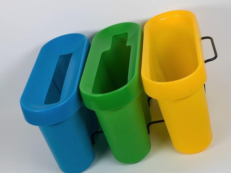 Selectibox Tertio est une poubelle de tri didactique. Les couleurs correspondent aux couleurs officiels du tri sélectif. Elles peuvent être choisies sur-mesure http://www.selectibox.com