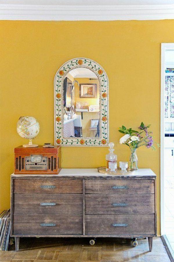 Die besten 25 gelb flur ideen auf pinterest gelbe wand for Wandfarbe pastellgelb