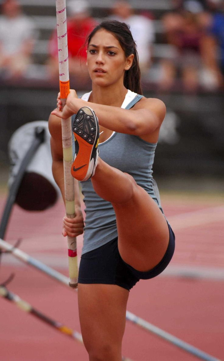 athlete nude pro