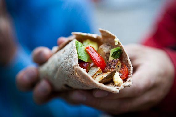 Breakfast Burritos by continentaldrift via etsy #Burritos #Breakfast #continentaldrift #etsy