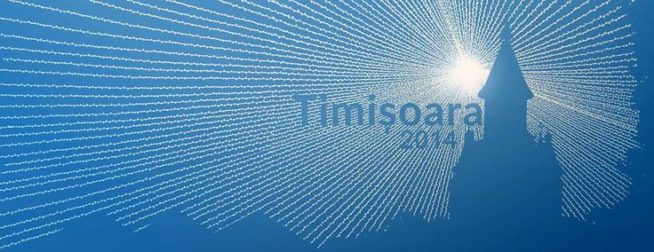 """Facebook cover made for the community """"Like Timisoara"""" by ADwiser."""