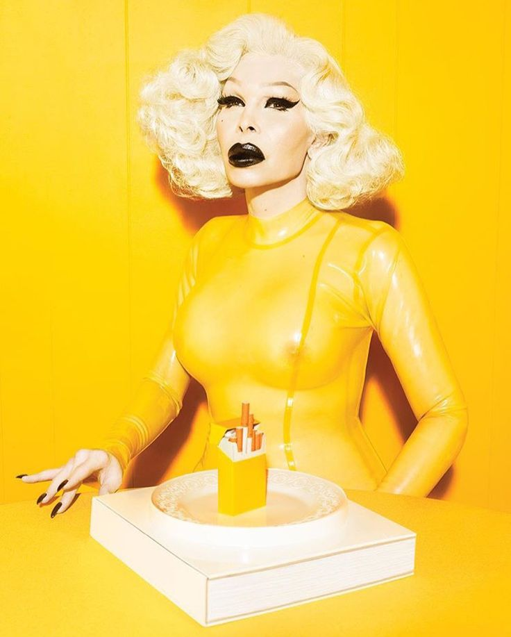 Amanda Lepore for SMASH magazine