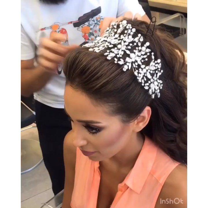 Gelin Taci Happyline On Instagram Sac Aksesuarimiz Hair