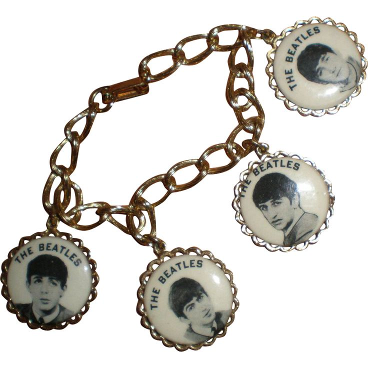 Beatles Charm Bracelet: 1000+ Images About I ♥ The Beatles On Pinterest