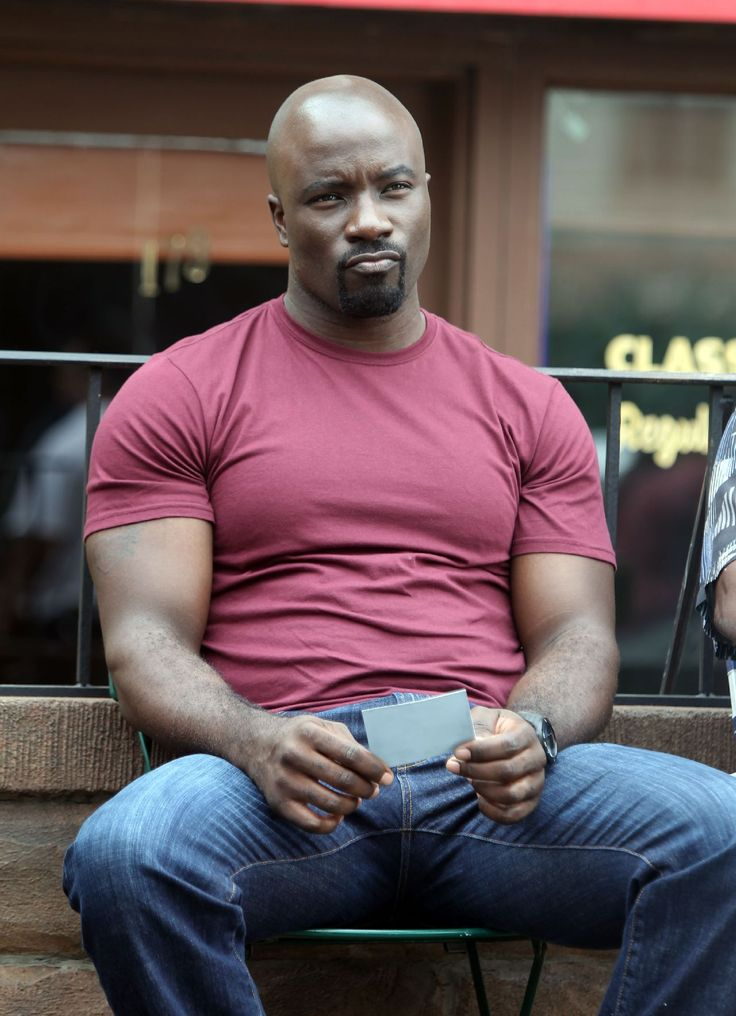 Mike Colter as Luke Cage For more hotness, read Tirza Schaefer's hot Tamera Shobhan Series https://www.amazon.com/author/tirzaschaefer And visit her website for more juice services! http://www.tirzaschaefer.com