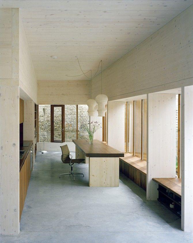 Strange House in London by Hugh Strange Architects