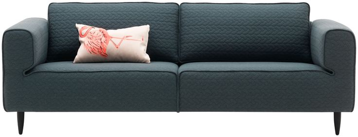 $2184 Modern Design Sofa - Contemporary Design Sofa - BoConcept -      Arco is modular so you can choose from different seating units, three different leg designs and more than 90 different fabrics and leathers     the sofa is designed especially for small spaces     enjoy delicate details such as pipings and curvy armrests