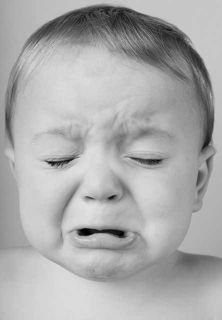 Rocco has a great cry face - it's so cute and pathetic at the same time LOL